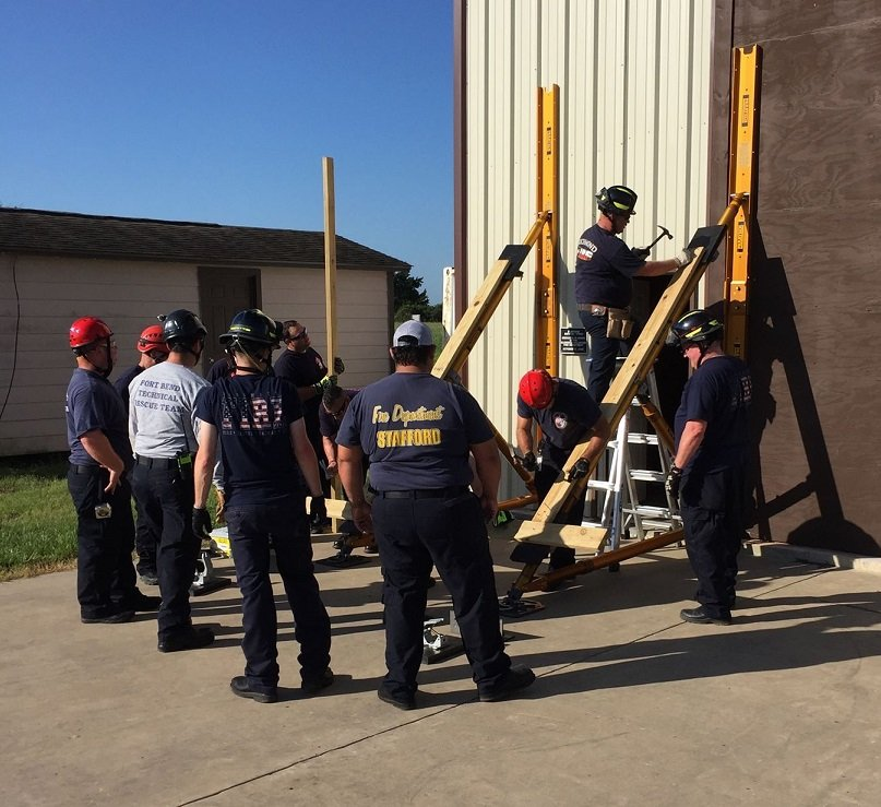 Technical Rescue Training