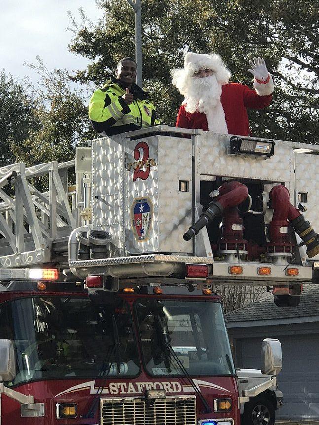 Santa Claus Convoy